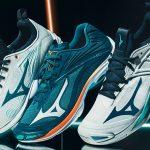 Mizuno Wave Luminous & Lightning Z6 & Momentum 2